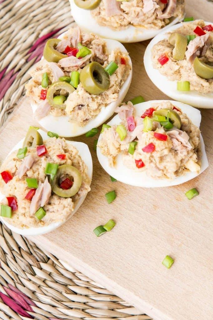 Kahvaltıların Yeni Gözdesi: Ton Balıklı Yumurta