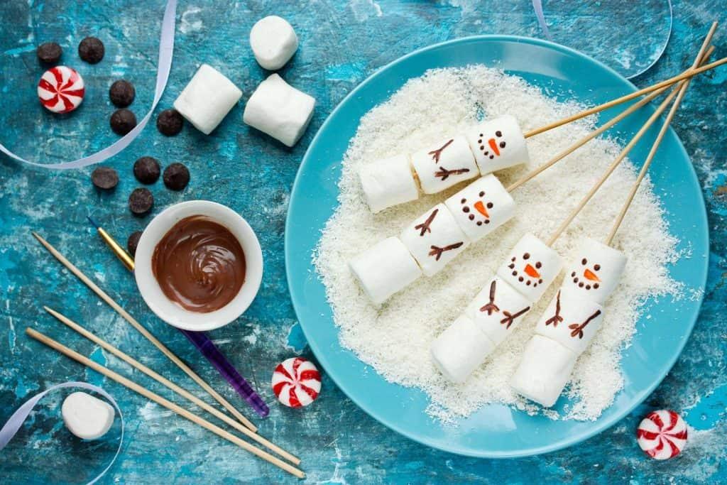 Marshmallow Çubukları