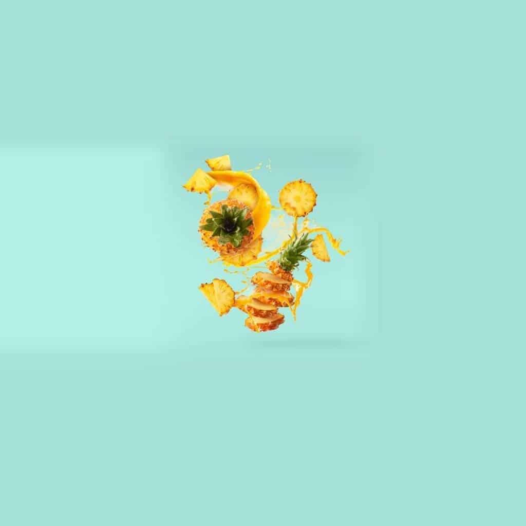 Altın Renkli Tropikal Lezzet: Ananas