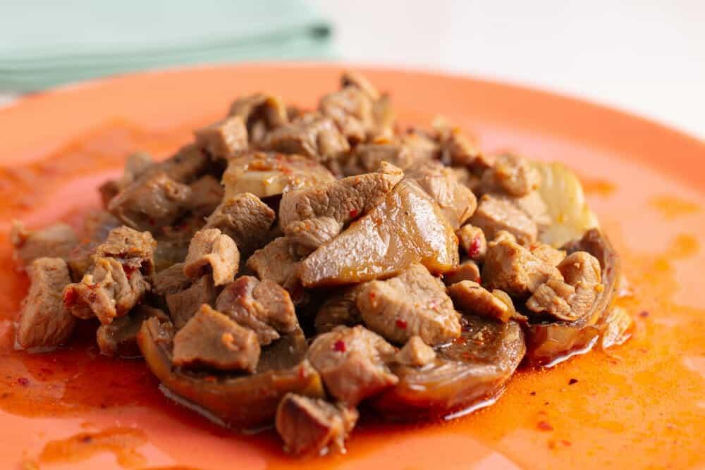 Enginarlı Tas Kebabı