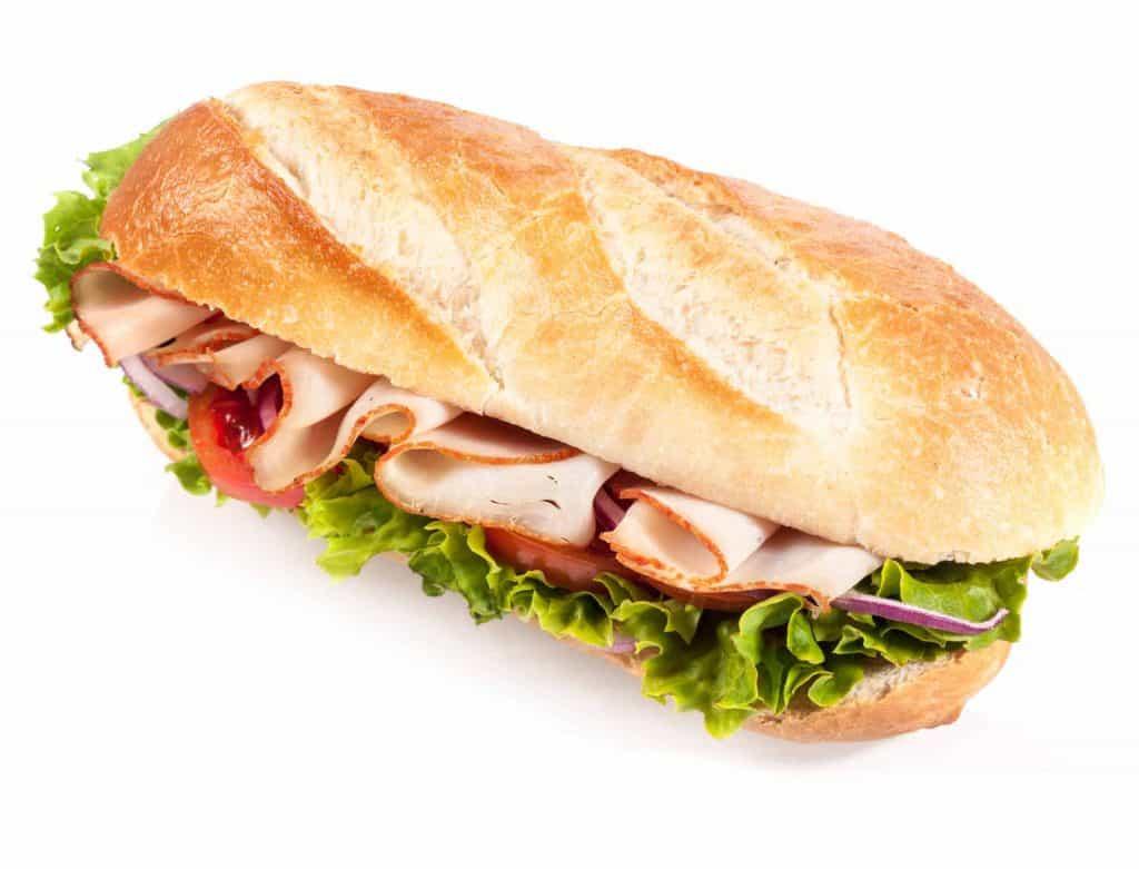 Füme Hindili Sandviç