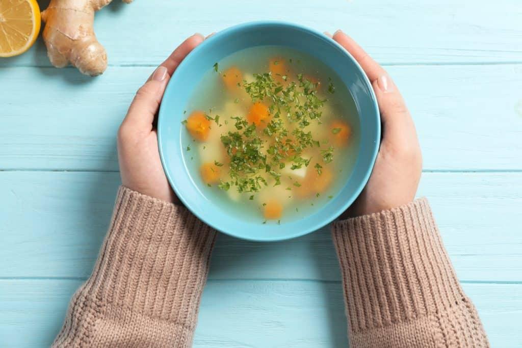 """Kış çorbaları için """"sıcacık"""" ipuçları"""