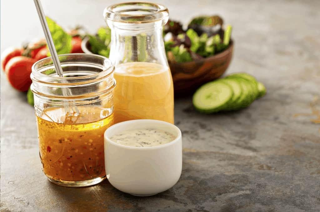 Enfes Salata Sosu İçin 7 Öneri