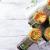 Kekikli Kaşar Peynirli Muffin