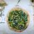 Brokoli, Zeytin ve Fıstıklı Pizza